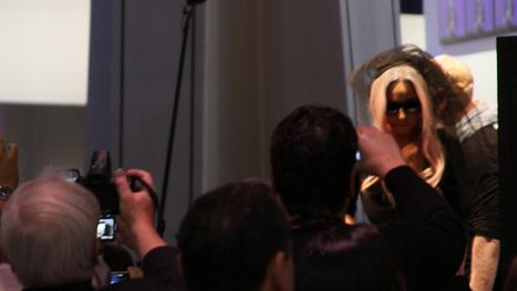 Polaroid + Lady Gaga: high tech hit or bad romance?   Advancements in Light, AR Tech (Advertising, Media)   Scoop.it