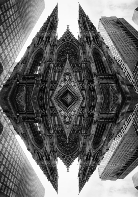 Spectacular Inception-Like Cityscapes by Brad Sloan | Le It e Amo ✪ | Scoop.it