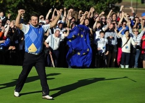 Le Figaro Golf - Actu Golf - Ryder Cup : Chiffres et records | Nouvelles du golf | Scoop.it