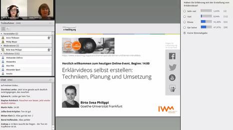 Erklärvideos selbst erstellen: Techniken, Planung und Umsetzung — e-teaching.org | E-Didaktik & Mediendidaktik | Scoop.it