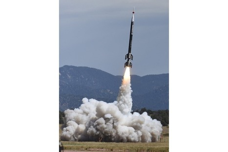 How Colorado kindergartners helped launch 50-foot-tall sports rocket | More Commercial Space News | Scoop.it