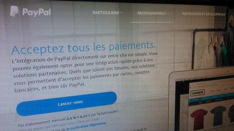 Démarrer avec la solution de paiement sécurisé PayPal sur votre boutique en ligne - Actualités - evolutiveWeb.com | Actus de l'agence, infos et conseils en e-communication et entrepreunariat | Scoop.it