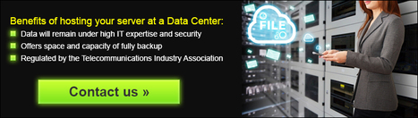 Data Center Internet Connectivity and It's Benefits for All Sizes of Businesses   Cloud, Telecom, and Internet   Scoop.it