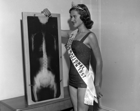 12 Unusual Mid-Century Pageant Queens | Herstory | Scoop.it