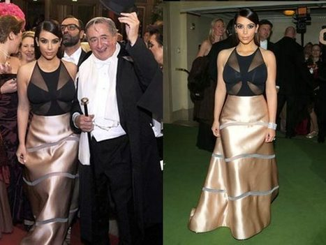Kim Kardashian's 15 Most Outrageous Moments of 2014 | wigs I like | Scoop.it
