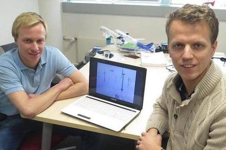 Innovation. Des drones pour inspecter les éoliennes en mer | Eolien-Energies-marines | Scoop.it