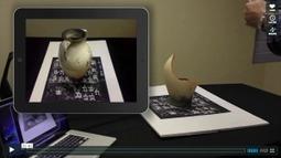 Rendre l'invisible visible grâce à la réalité augmentée — RIRE   Technologie et éducation   Scoop.it
