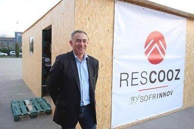 Rescooz, l'abri en bois de palette remporte le grand prix régional des Inn'Ovations | Midenews Everywhere | Scoop.it