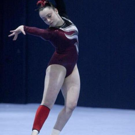 A demonstrated leader, Nicole Nieder becomes Maine South gymnastics captain - Norridge Harwood Heights News | Gymnastics | Scoop.it