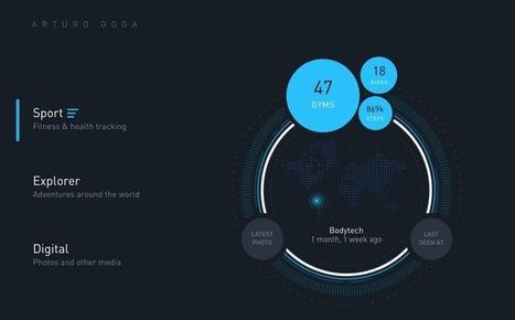 Gyroscope: Visualiza todo lo que hiciste el 2015. | Tecnología, Ciencia e Informática | Scoop.it