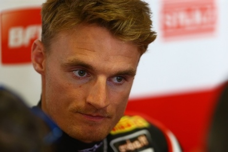 'Podium or better' only option for Davies | Ductalk Ducati News | Scoop.it