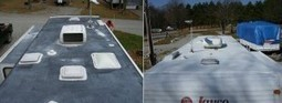 Liquid Plastic Roof Repairs | Home Improvement | Scoop.it