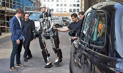 How to build a bionic man | Tracking the Future | Scoop.it