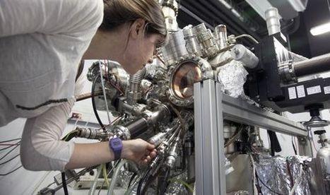 Escarbando en lo más pequeño - El País.com (España) | Impacto de la Nanociencia en la Química | Scoop.it