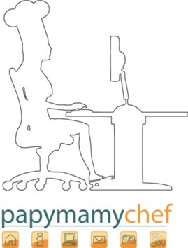 Page d'accueil - Site Jimdo de papy-mamy-chef! | Papy Mamy Chef | Scoop.it
