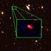 Hubble Spots Ancient Galaxy From Dawn of Time - Discovery News | Space & Beyond. | Scoop.it