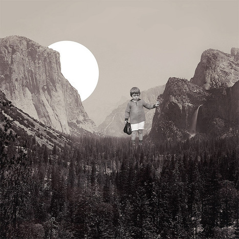 The Surreal Collages of Joseba Elorza | Culture and Fun - Art | Scoop.it