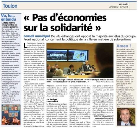 La politique de la ville, double peine pour les Toulonnais !   Culturelle   Scoop.it