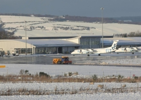 Scotland's regional airports see passenger increase | Business Scotland | Scoop.it