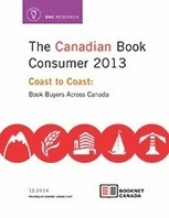 Coast to Coast: How Book-Buying Habits Differ by Region - BNC Blog - BookNet Canada | Publishing | Scoop.it
