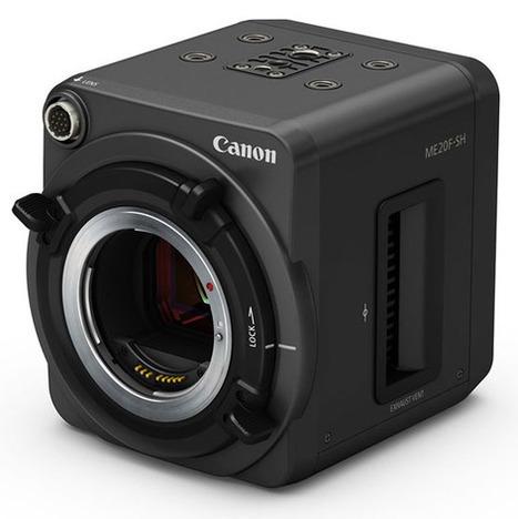Canon Just Unleashed an ISO 4,000,000 Camera | Lo que leo y otras astrologías. | Scoop.it