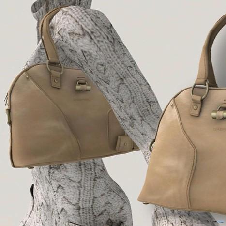 Allie Shoulder Bag Group Gift by Gabriel | Teleport Hub - Second Life Freebies | Fashion | Scoop.it