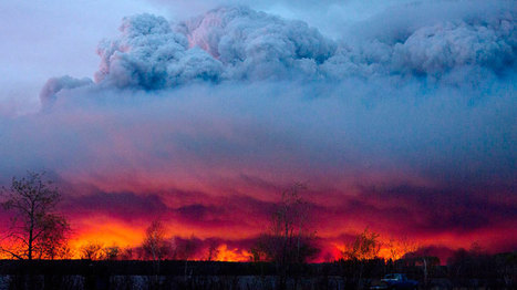 Fort McMurray Wildfire Explodes To 210,000 Acres; Now Larger Than Chicago | Forestry Conservation | Scoop.it