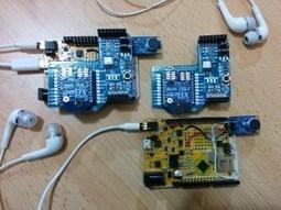 XBee Walkie Talkie   Arduino, Netduino, Rasperry Pi!   Scoop.it