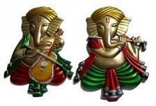 WALL DECORATION LORD GANESHA ANTIQUE   Online Shopping   Scoop.it