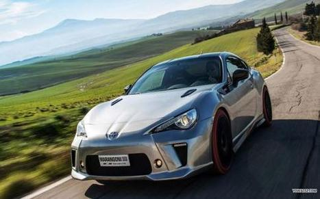 Toyota GT86 R | HD Wallpapers | Scoop.it