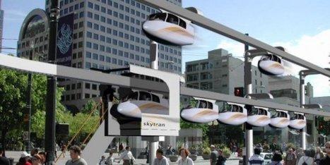 Une navette aérienne sur les boulevards à Bordeaux ?   Bordeaux & Web   Scoop.it