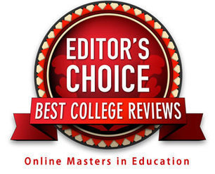 The 25 Best Online Masters in Education Degree Programs - Best College Reviews   Technology and Education Resources   Scoop.it