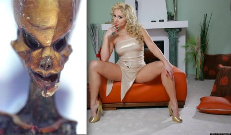 6-Inch Space Alien vs. Vatican City Porn Downloads: The Weird News Top 10 - Huffington Post | social norms and abnormalities | Scoop.it