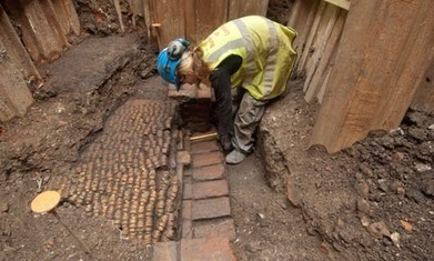Shakespeare's Curtain theatre unearthed in east London | News in Conservation | Scoop.it