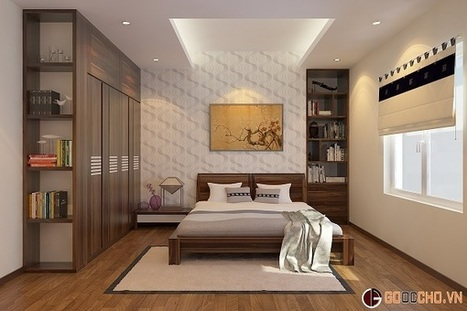 Biệt thự gỗ tráng lệ với nội thất gỗ óc chó cao cấp - | Thiet ke noi that chung cu Royal City | Scoop.it