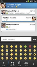 Download BBM Gingerbread Apk - Aplikasi Android Indonesia | androidesia | Scoop.it