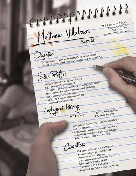 Créer votre CV en quelques clics | Ressources d'autoformation dans tous les domaines du savoir  : veille AddnB | Scoop.it