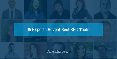 95 Experts Reveal Best SEO Tools   SEO for Lawyers   Scoop.it