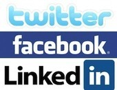 Facebook, Twitter, LinkedIn – The Social Media Statistics Of Today [INFOGRAPHIC] - AllTwitter | Healthcare Marketing Blog Topics | Scoop.it