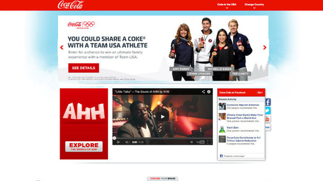 Coke Sponsors Winter Olympics By Not Really Telling America ...   Sponsoring   Scoop.it