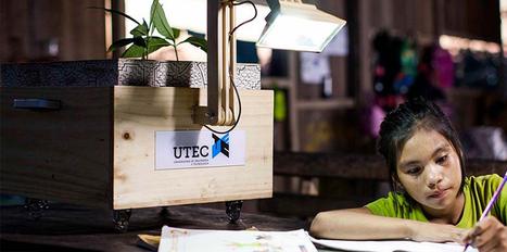 S'éclairer avec des pots de fleurs | SoonSoonSoon.com | Ressources pour la Technologie au College | Scoop.it