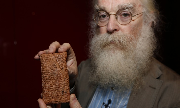 Babylonian tablet shows how Noah's ark could have been constructed | The Guardian | Kiosque du monde : Asie | Scoop.it