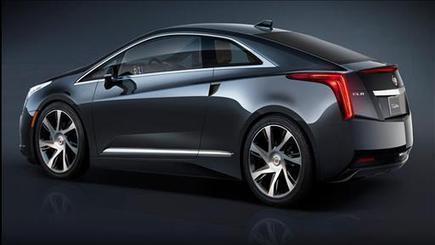 Move Over Tesla! Electric Luxury Car Market Heats Up - Wall Street Journal | Cars | Scoop.it