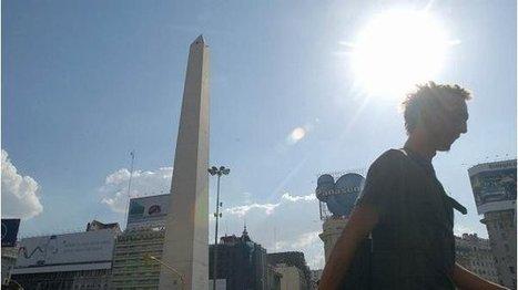 Buenos Aires: por el cambio climático, se duplicaron las olas de calor | Las Personas y el Medio Ambiente. | Scoop.it