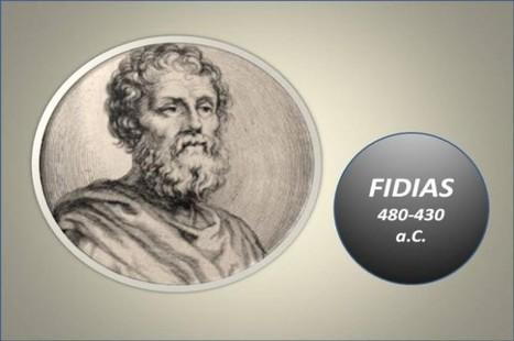 Fidias, el artista más famoso del mundo clásico | Mundo Clásico | Scoop.it