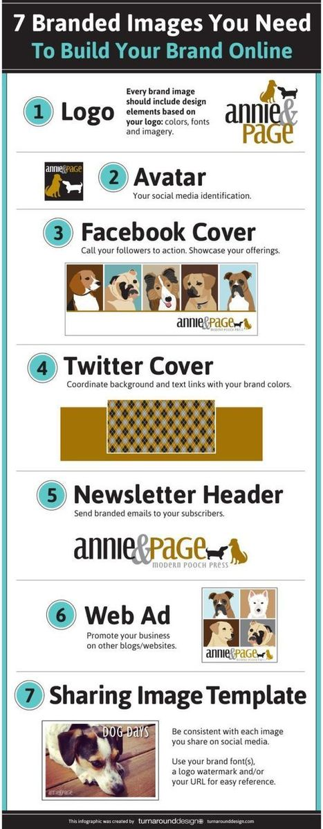 7 Branded Images You Need | Best Infographics | Public Relations & Social Media Insight | Scoop.it