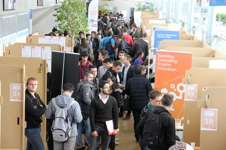 Forum innovation et compétences | Télécom Saint-Etienne | Scoop.it