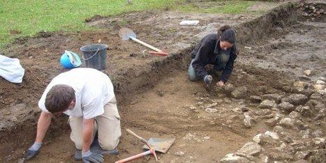 Des découvertes archéologiques sur le tracé de la déviation de ... - Sud Ouest   Histoire et Archéologie   Scoop.it