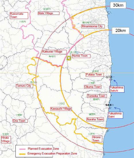 Japon - Point information sur la situation de la centrale nucléaire de Fukushima Daiichi  | Autorité de sûreté nucléaire | Japon : séisme, tsunami & conséquences | Scoop.it
