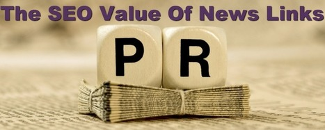 The SEO Value Of Links From Media Outlets | Swing your communication | Scoop.it